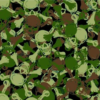 Camoskull Military