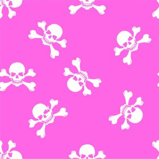 Jolly Roger Pink No Lines