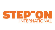 Step-On International home page