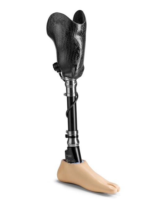 AvalonVac hydraulisk protesefot Blatchford