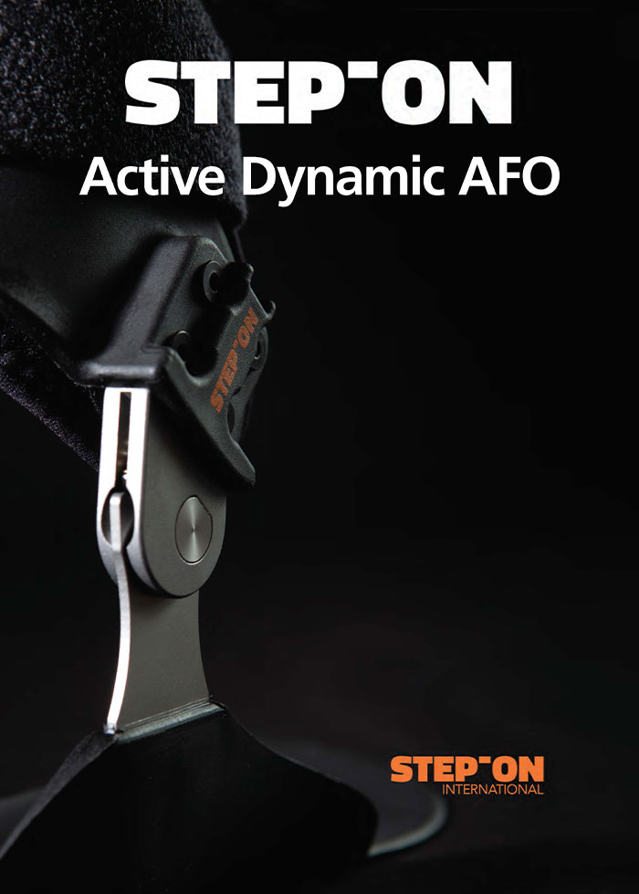 Droppfotortoser AFO Step-On brosjyre
