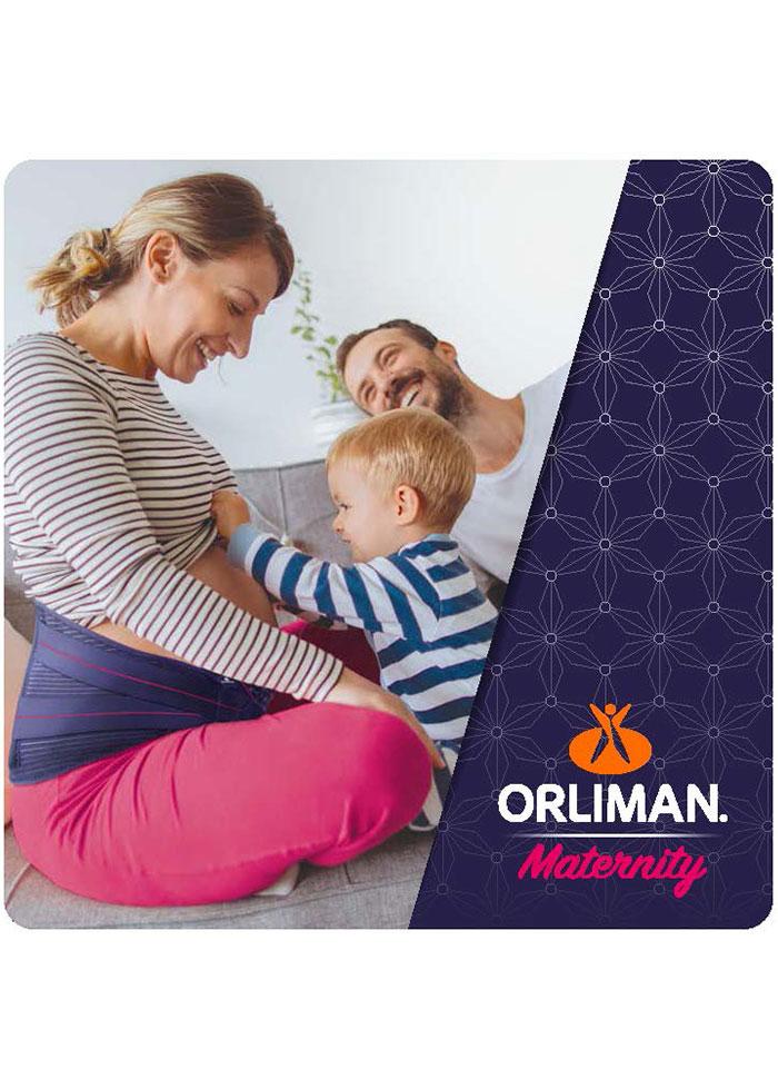 Orliman Maternity støtter for gravide