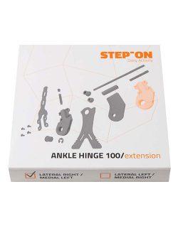 Step-on droppfot ortose ankelledd